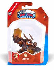 Wallop - Skylanders Trap Team - Trap Master Toys and Gadgets