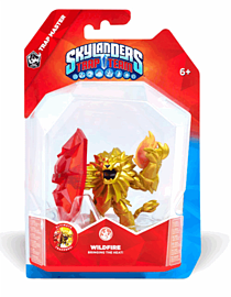 Wild Fire - Skylanders Trap Team - Trap Master Toys and Gadgets