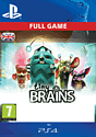 Tiny Brains PlayStation Network