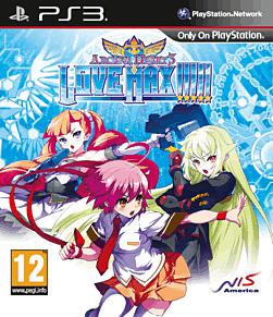 Arcana Heart 3: Love Max PlayStation 3