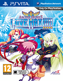 Arcana Hearts 3: Love Max PS Vita