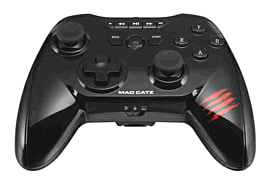 Mad Catz Universal C.T.R.L.R Pad - Gloss Black Accessories