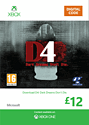 D4 - Dark Dreams Don't Die Xbox Live