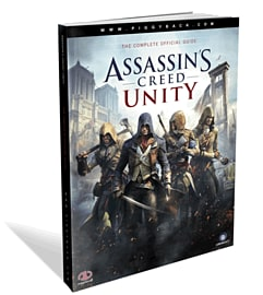 Assassin's Creed Unity: The Complete Official Guide Strategy Guides and Books