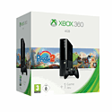 Xbox 360 4GB Arcade Console Bundle including Peggle 2 Xbox-360