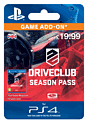 DriveClub Season Pass PlayStation Network