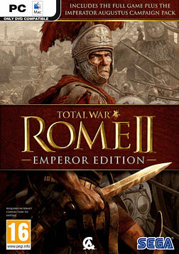 Total War: ROME II Emperor's Edition PC Games