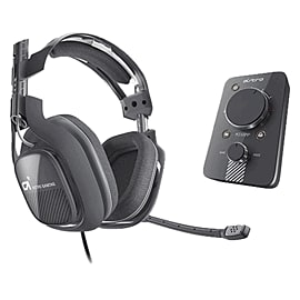Astro A40 Gaming Headset with Mix Amp Pro for PlayStation 4 - Grey Accessories