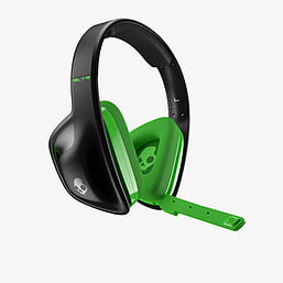 SkullCandy SLYR Gaming Headset for Xbox One - Black/Green Accessories