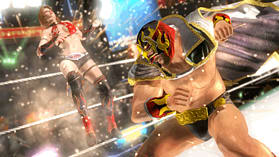 Dead or Alive 5: Last Round screen shot 1