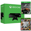 Xbox One Console with GTA V Xbox-One