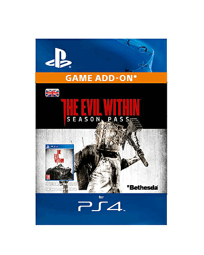 Buy The Evil Within Season Pass (PlayStation 4) on ...