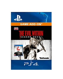 The Evil Within Season Pass (PlayStation 4) PlayStation Network