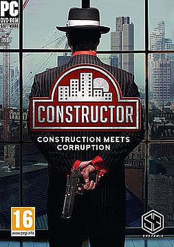 Constructor PC Games Cover Art