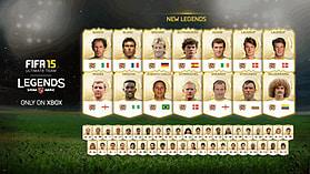 FIFA 15 Ultimate Team £10 Top Up screen shot 1