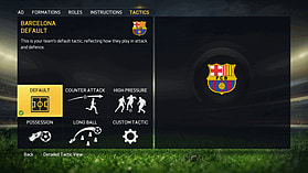 FIFA 15 Ultimate Team £15 Top Up screen shot 1
