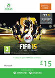 FIFA 15 Ultimate Team £15 Top Up Xbox Live