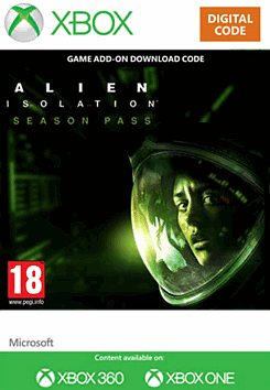 Alien: Isolation Season Pass Xbox Live