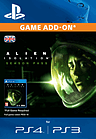 Alien: Isolation Season Pass PlayStation Network