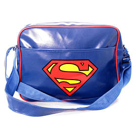 Superman Logo Messenger Bag Accessories