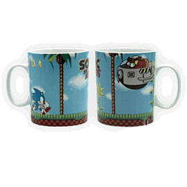Sonic Green Hill Mug Toys and Gadgets