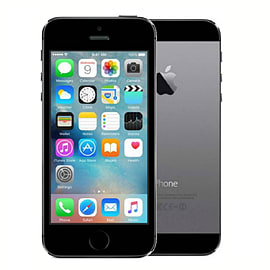 iPhone 5S 16GB Grey (C Grade) - Unlocked Sku Format Code