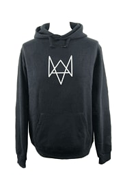 Watch Dogs Fox Logo Hoodie (XL) Clothing