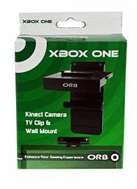 ORB Kinect TV Clip & Wall Mount For Xbox One Accessories
