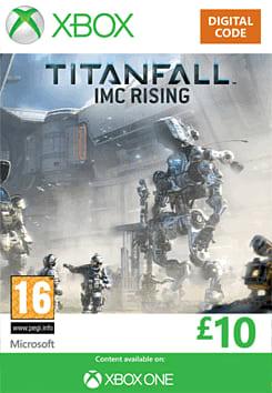 Titanfall IMC Rising Xbox Live