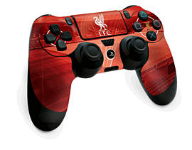 PlayStation 4 Liverpool FC Controller Skin Accessories