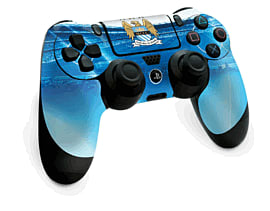 PlayStation 4 Man City FC Controller Skin Accessories