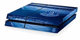 PlayStation 4 Everton FC Console Skin Accessories