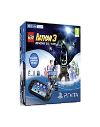 PlayStation Vita with LEGO Batman 3 - only at GAME PS-Vita