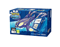Nintendo 2DS Transparent Blue with Pokemon Alpha Sapphire Nintendo 2DS