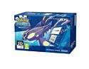 Nintendo 2DS Transparent Blue with Pokemon Alpha Sapphire Nintendo 2DS