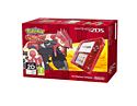 Nintendo 2DS - Transparent Red with Pokemon Omega Ruby Nintendo 2DS