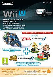 Mario Kart 8 Season Pass Wii U