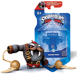 Skylanders Trap Team Trap with Captured Brawl & Chain Toys and Gadgets