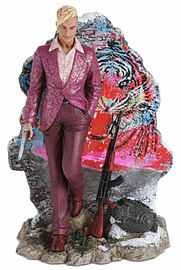 Far Cry 4 Pagan Min: King Of Kyrat Figurine Toys and Gadgets