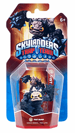 Fist Bump - Skylanders Trap Team - Single Character Toy and Gadgets