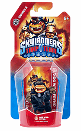 Hog Wild Fryno - Skylanders Trap Team - Single Character Toys and Gadgets