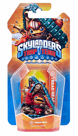 Tread Head - Skylanders Trap Team - Single Character Toys and Gadgets