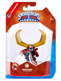 Head Rush - Skylanders Trap Team - Trap Master Toys and Gadgets