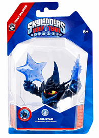 Lob-Star - Skylanders Trap Team - Trap Master Toys and Gadgets