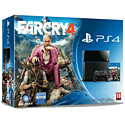 PlayStation 4 with Far Cry 4 and The Last of Us Remastered download PlayStation-4