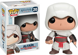 Funko POP! Vinyl - Altair (Assassin's Creed) Gifts and Gadgets