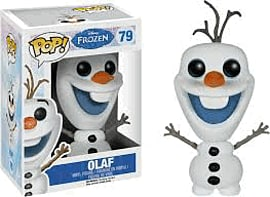 Frozen Olaf Pop Vinyl Figure Toys and Gadgets