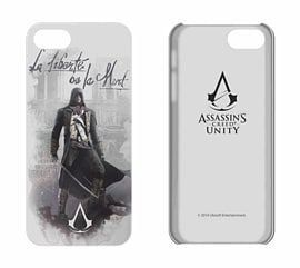 Assassins Creed: Unity iPhone 5/5s Case - Only at GAME Accessories