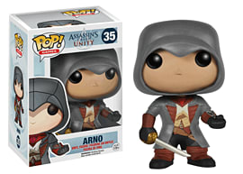 Assassin's Creed: Unity Arno Pop Vinyl Figure Toys and Gadgets