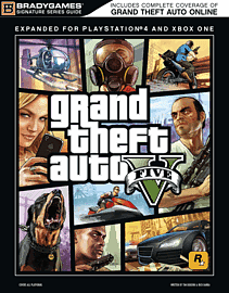 Grand Theft Auto V Official Guide - Expanded Edition Books